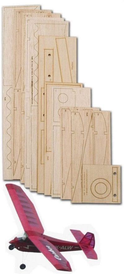 Little Corker - Laser Cut Wood Pack