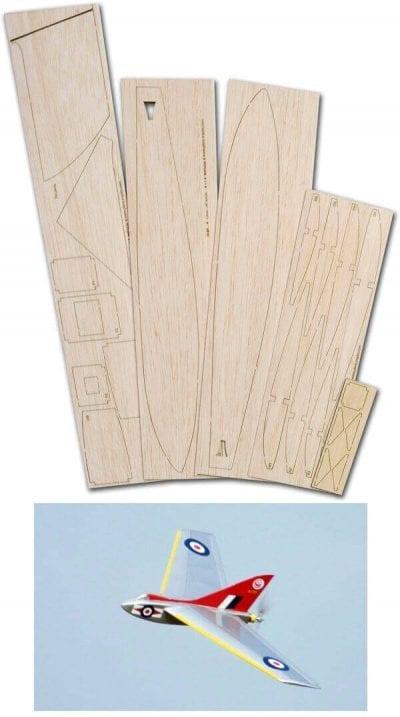 Buzz 400 - Laser Cut Wood Pack