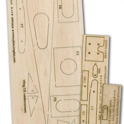 Nippy - Laser Cut Wood Pack