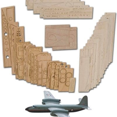 "Short Sperrin (74"") - Laser Cut Wood Pack"