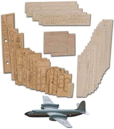 "Short Sperrin (74"") - Laser Cut Wood Pack"