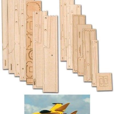 "Kyten (44"") - Laser Cut Wood Pack"