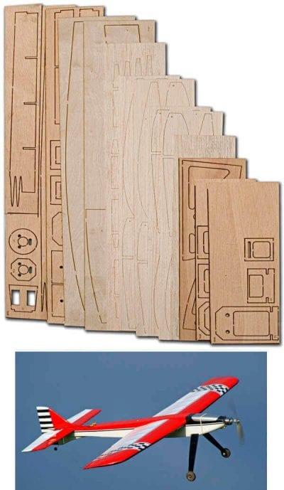 FX-14 - Laser Cut Wood Pack