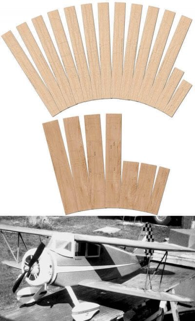 Jabberwock IV - Laser Cut Wood Pack