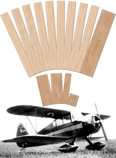 Jabberwock III - Laser Cut Wood Pack