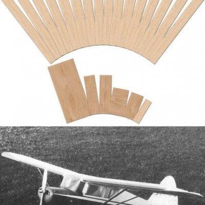 Piper Vagabond - Laser Cut Wood Pack