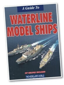 Waterline Model Ships