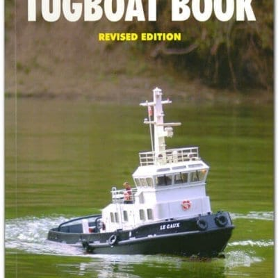 The Model Tugboat Book - By Chris Jackson