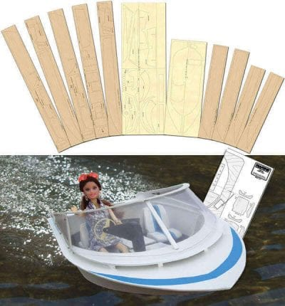 Barb's Boat - Set