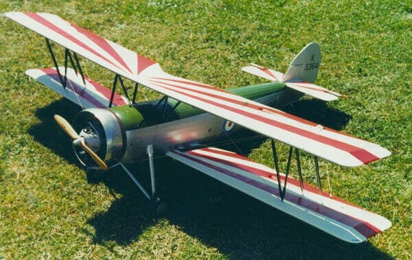 Avro 621 Tutor Plan, woodpack and cowl