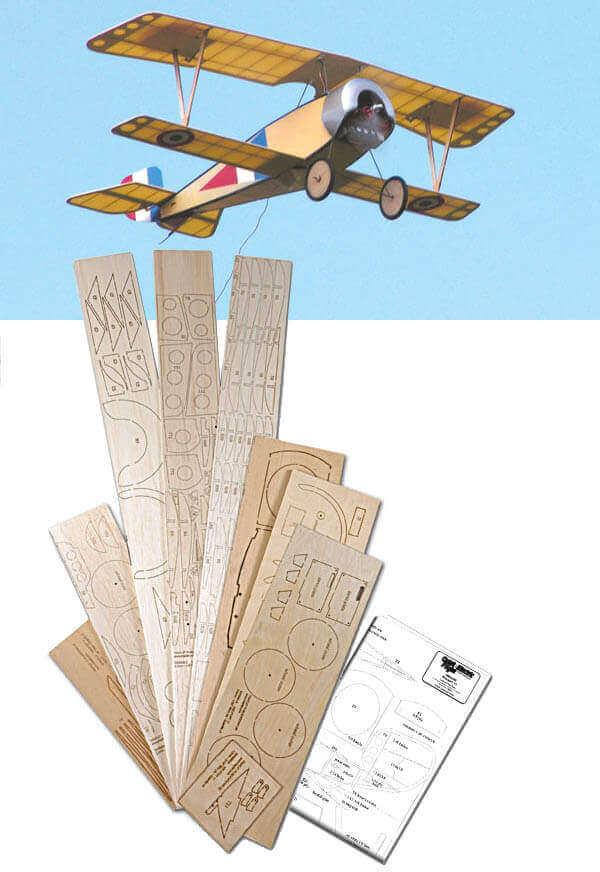 "Nieuport 11 (42"") - Set"