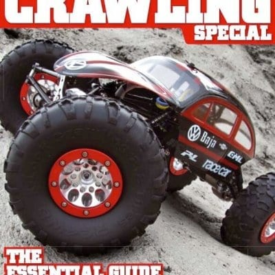 Radio Race Car Intl - Rock Crawler Special