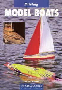Painting Model Boats - By Rick Eyrich