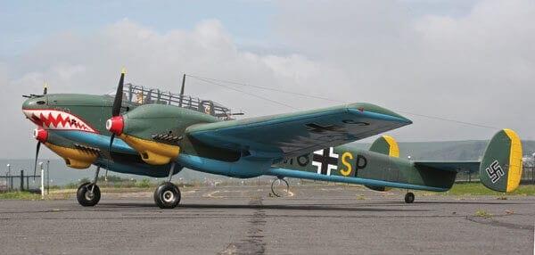 Messerschmitt Me 110-C
