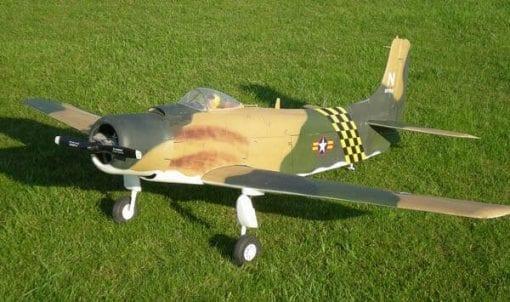 Douglas AD-1 Skyyraider Plan
