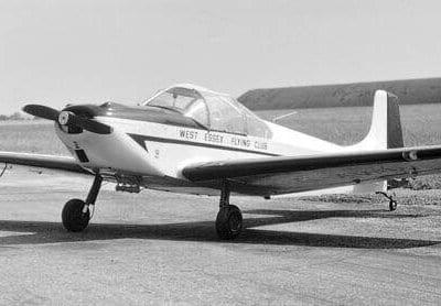 "Rollason Condor (83"") Plan"