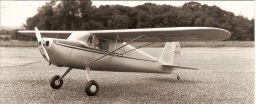"Cessna 120 (62"") Plan"