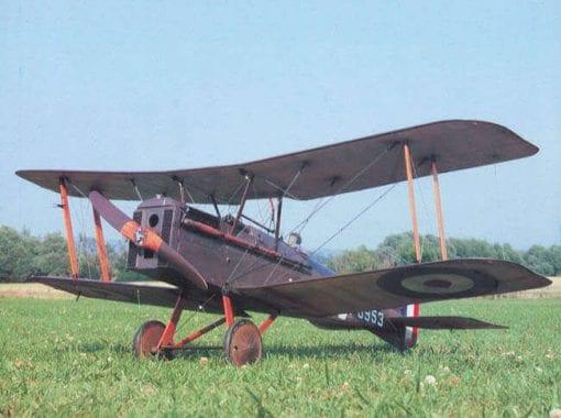 RAF SE5A Plan