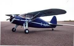 Fairchild 24R Argus 3