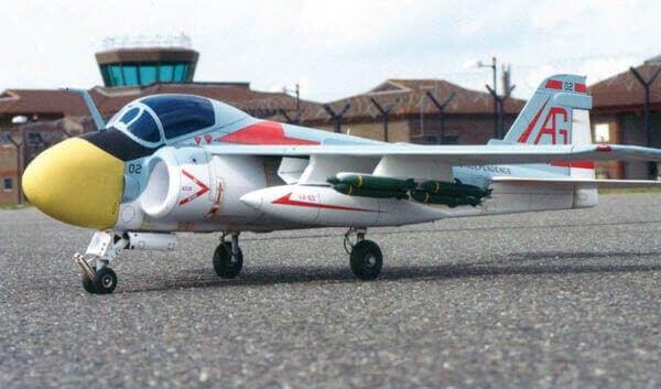 GRUMANN A-6E INTRUDER