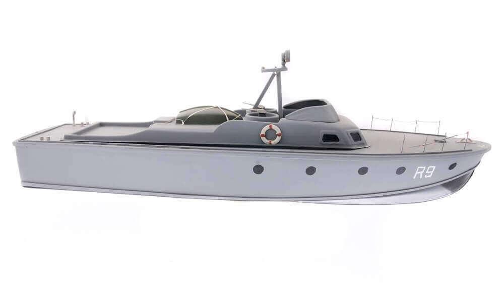 WW2 British Air Sea Rescue Launch Boat Kit - Sarik Hobbies - for the Model Builder