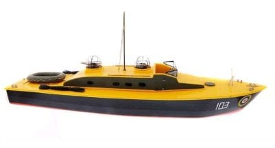 WW2 British Air Sea Rescue Launch Boat Kit