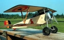 Nieuport II Plan