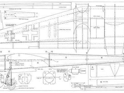 FOCKE-WULF Fw189A