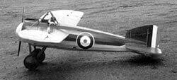 Bristol M1 Plan